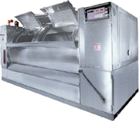 Side Loading Garment / Textile Processing Washing Machine (Double door)